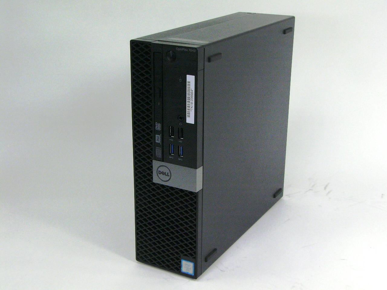 美品 DELL OPTIPLEX 7040 SFF /Windows 10 Pro /Core i7-6700 /500GB 16GB