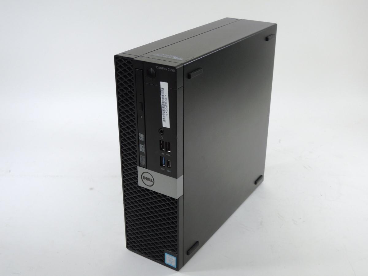 DELL OPTIPLEX 7050 SFF /Windows 10 Pro /Core i7-6700 /500GB 8GB Radeon R7 450