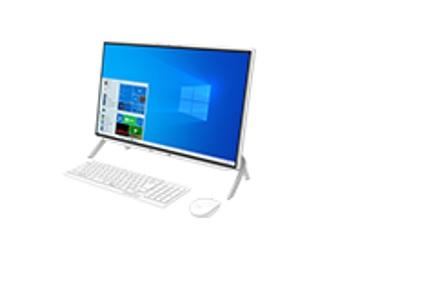 【再生品Aランク】ESPRIMO FH67/E3 /Windows 10 /AMD Ryzen 7 4700U/512GB SSD/8GB(4GB×2)/23.8型/FHD/ホワイト
