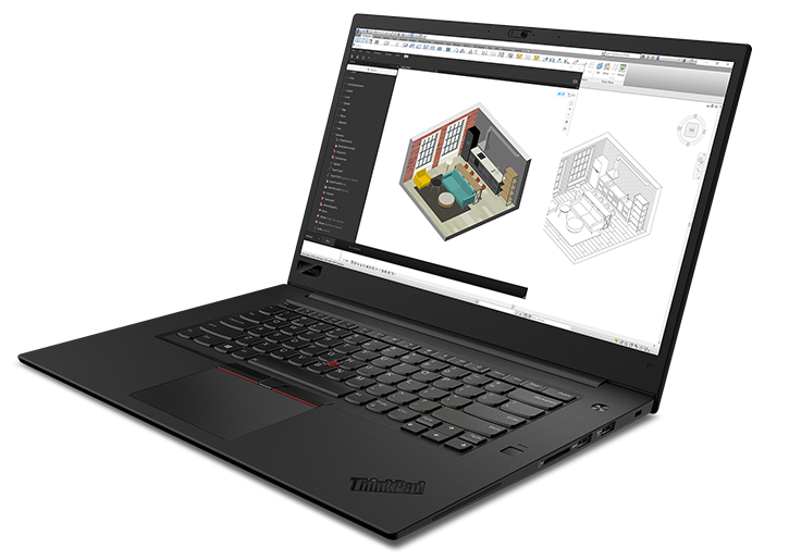 ■新品保証付■ThinkPad P1 /Windows 10 /Core i7-8750H /256GB SSD 8GB FHD P1000
