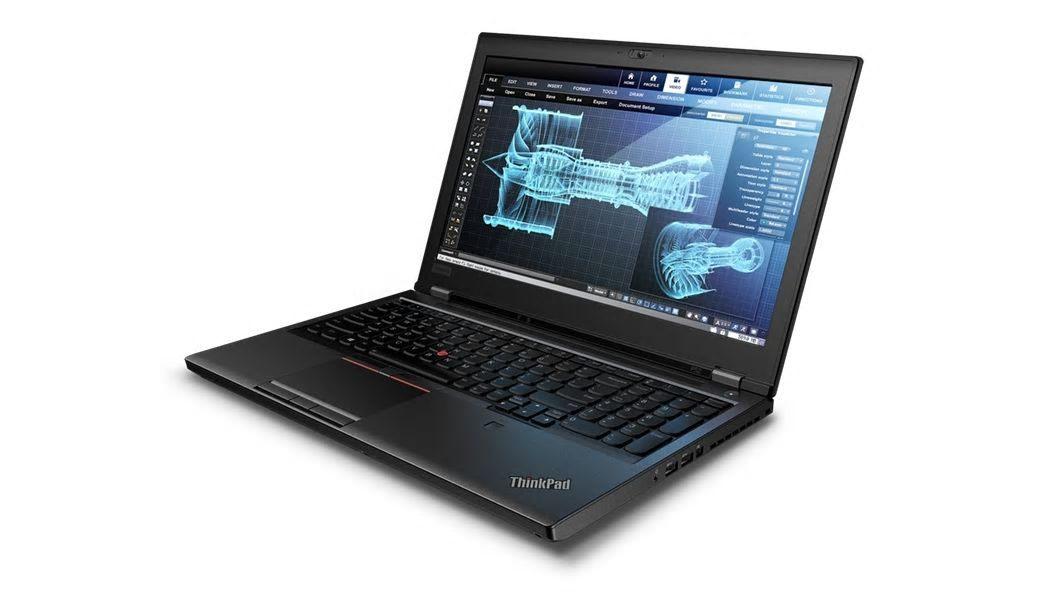 【再生品】ThinkPad P52 /Windows 10 Pro /Core i7-8750H /512GB SSD + 1TB 32GB FHD P1000 IRカメラ
