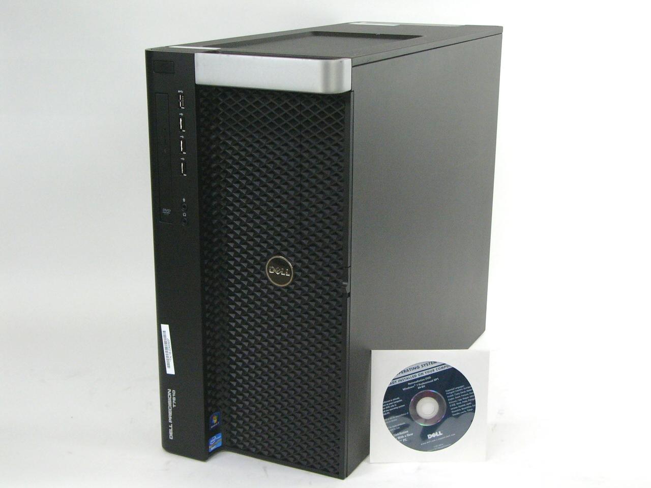 DELL Precision T7610 /Windows 7 Pro /Xeon E5-2650_V2 /2TB+500GB 32GB GTX 780 Ti