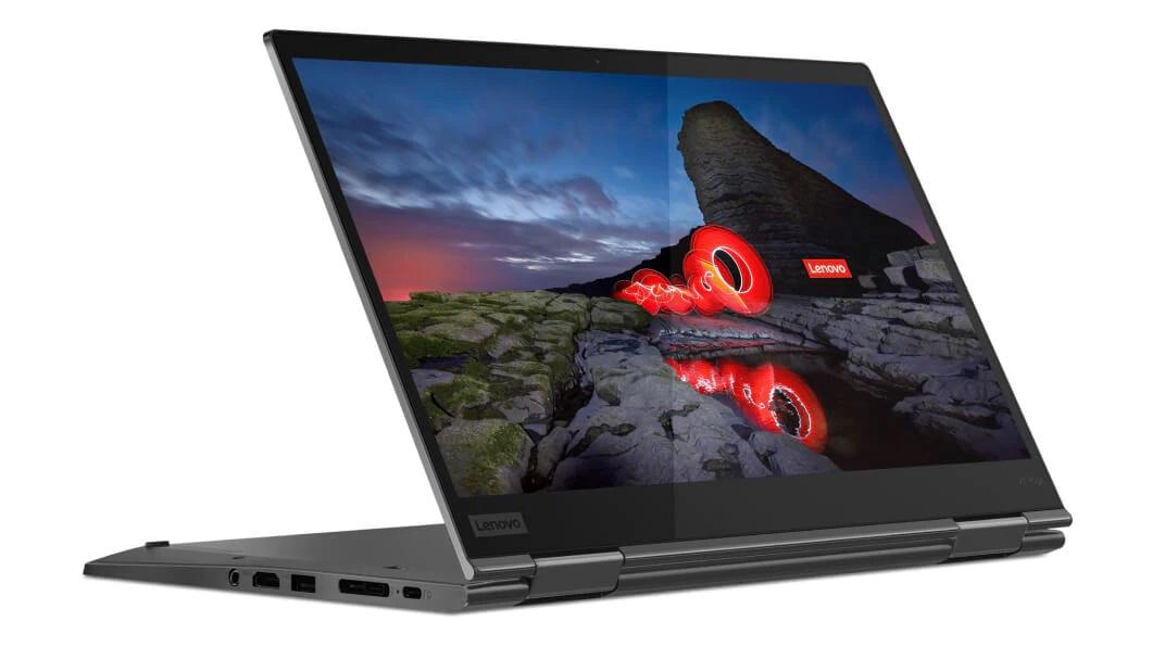 ■新品保証付■ThinkPad X1 Yoga Gen5 /Windows 10 Pro /Core i7-10610U /1TB SSD 16GB UHD タッチ + ペン WWAN