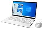 【再生品】LIFEBOOK AH45/E /Windows 10 /Core i3-10110U /1TB SSD  8GB FHD Blu-ray プレミアムホワイト