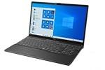 【再生品Aランク】LIFEBOOK AH77/E2 /Windows 10 /Core i7-10710U /32GB  Optane + 1TB SSD 8GB FHD Blu-ray ブライトブラック マウス欠品