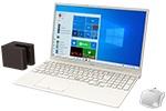 【再生品Aランク】LIFEBOOK TH77/E3 /Windows 10 /Core i7-1165G7 /32GB Optane + 512GB SSD/8GB FHD アイボリーホワイト