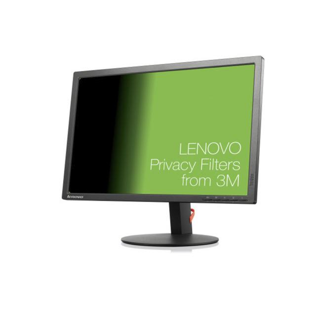 【再生品】Lenovo 22インチワイドモニター用 プライバシーフィルター 0B95656