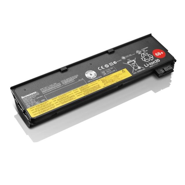 【再生品】ThinkPad用6セル バッテリー(68+) X240~X270用 0C52862