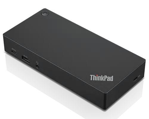 【再生品Aランク】ThinkPad USB Type-C ドック 2 40AS0090JP