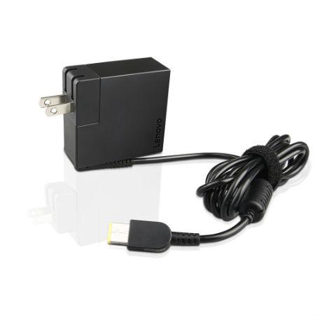 【再生品】Lenovo 65W トラベル ACアダプター (USB給電ポート搭載) 4X20N21035