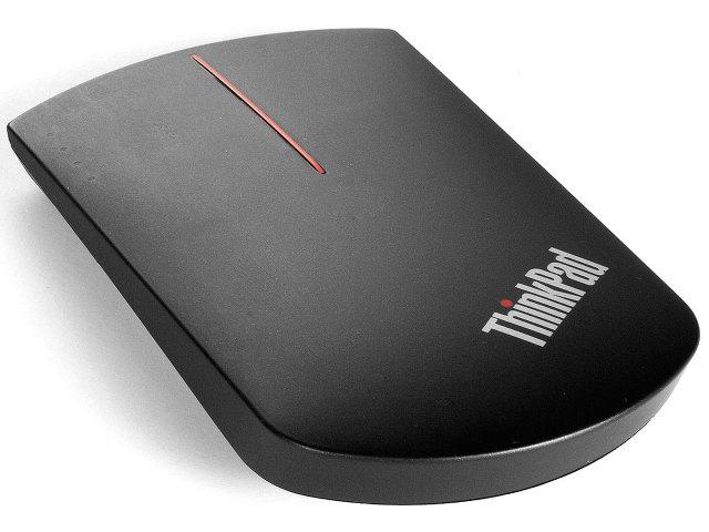 【再生品】ThinkPad X1 ワイヤレスタッチマウス 4X30K40903