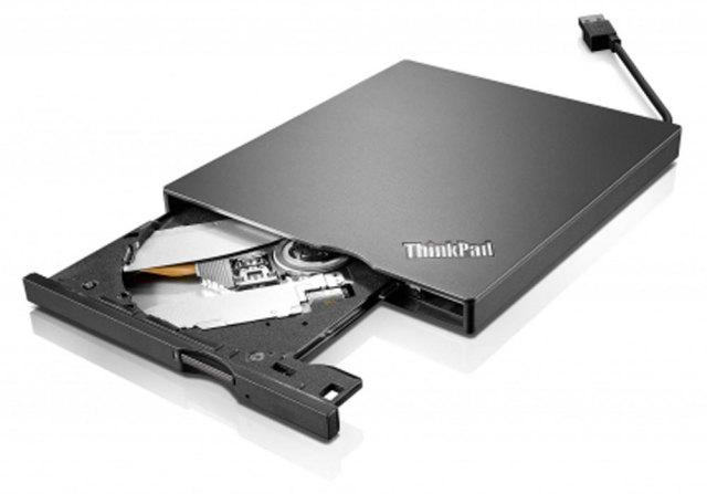 【再生品】Lenovo UltraSlim USB Burner 4XA0E97775