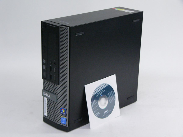 DELL OPTIPLEX 7020 SFF /Windows 7 Pro /Core i5-4590 /500GB 4GB