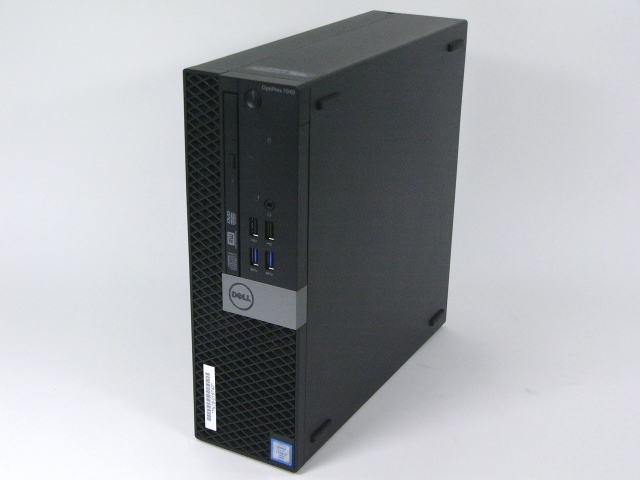 美品 DELL OPTIPLEX 7040 SFF /Windows 10 Pro /Core i7-6700 /500GB 16GB