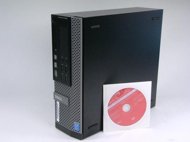 DELL OPTIPLEX 9020 SFF /Windows 8.1 Pro /Core i7-4790 /500GB 16GB