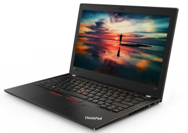 ■新品保証付■ThinkPad A285 /Windows 10 Pro /Ryzen 7 PRO 2700U /256GB SSD 16GB FHD IRカメラ WWAN