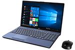 【新品再生品】LIFEBOOK AH53/C2 /Windows 10 /Core i7-8550U /512GB SSD 8GB FHD Blu-ray