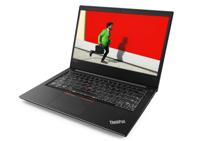 ■新品保証付■ThinkPad E480 /Windows 10 /Core i7-8550U /256GB SSD + 500GB 12GB FHD Office