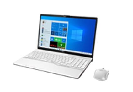 【再生品Aランク】LIFEBOOK AH45/E3 /Windows 10 /Core i3-1115G4 /1TB SSD/8GB FHD  プレミアムホワイト