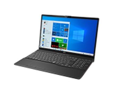 【再生品Aランク】LIFEBOOK AH45/F1 /Windows 10 /AMD Ryzen 5 5500U  /512GB SSD/8GB FHD ブライトブラック