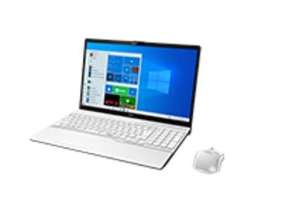 【再生品Aランク】LIFEBOOK AH49/E3 /Windows 10 /Core i5-1135G7 /512GB SSD/8GB FHD プレミアムホワイト