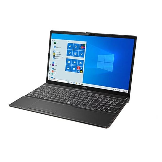 【新品未使用品】LIFEBOOK AH55/D3 / Windows 10 / Office付き / Core  i7-8565U/32GB Optaneメモリー+512GB SSD / 8GB 15.6型 ブライトブラック