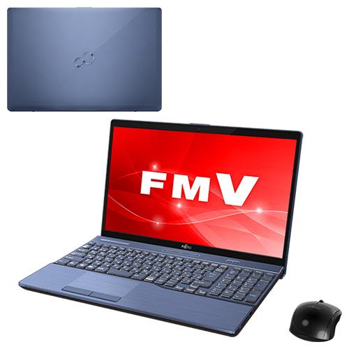 【新品再生品】LIFEBOOK AH77/C2 /Windows 10 /Core i7-8550U /128GB SSD + 1TB 8GB FHD Blu-ray