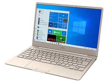 ★5台限定★【再生品Aランク】LIFEBOOK CH75/E3 /Windows 10 /Core i5-1135G7 /512GB SSD 8GB 13.3型 FHD Office ゴールド