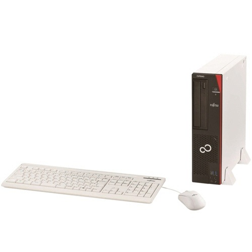 【再生品Aランク】ESPRIMO D588/EX /Windows 10 Pro /Core i5-9500 /Office付き/HDD500GB/4GB スーパーマルチドライブ