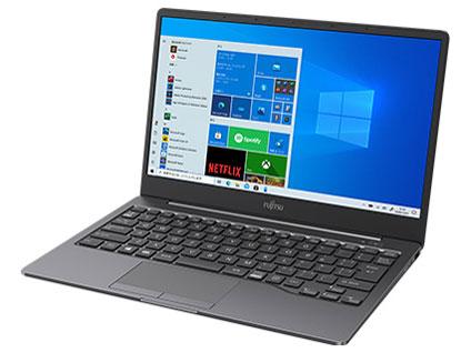 【再生品Aランク】LIFEBOOK EH / Windows 10 /Core i3-1157G4 /128GB SSD /4GB FHD ダークシルバー