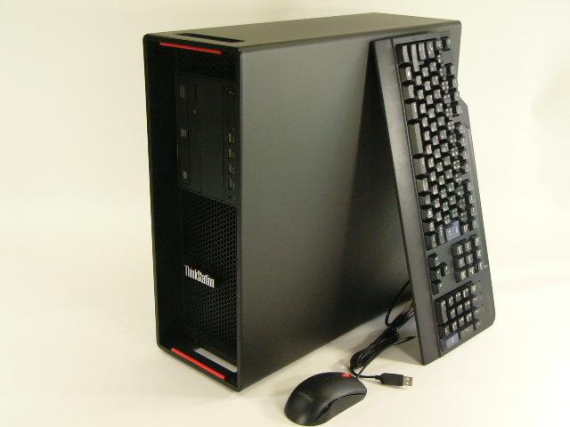 【再生品】ThinkStation P510 /Win 10 Pro /Xeon E5-1620 /512GB 32GB M2000
