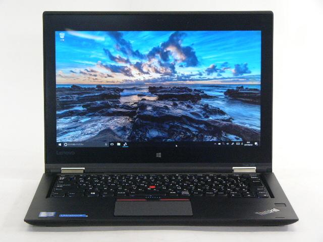 【再生品】ThinkPad Yoga 260 /Win 10 Pro /Core i5-6200U /256GB 8GB FHD タッチ+ペン