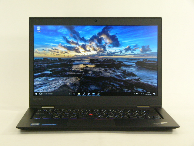【再生品】ThinkPad X1 Carbon /Win 10 Pro /Core i7-6500U /256GB 8GB FHD