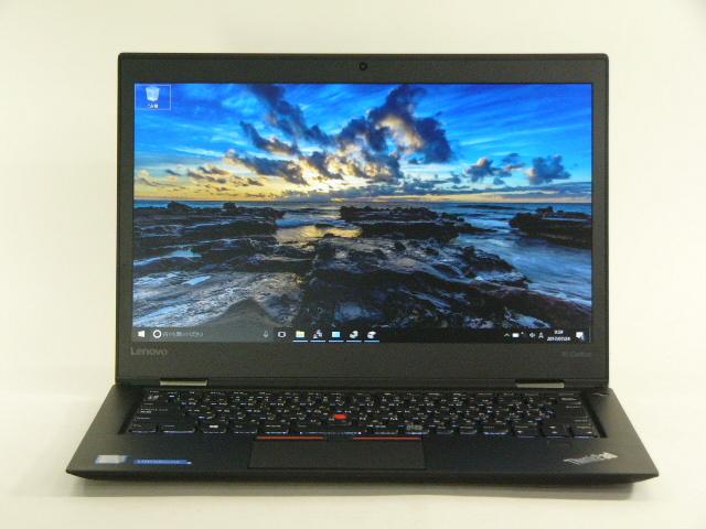 【再生品】ThinkPad X1 Carbon /Win 10 /Core i5-6200U /512GB 8GB FHD