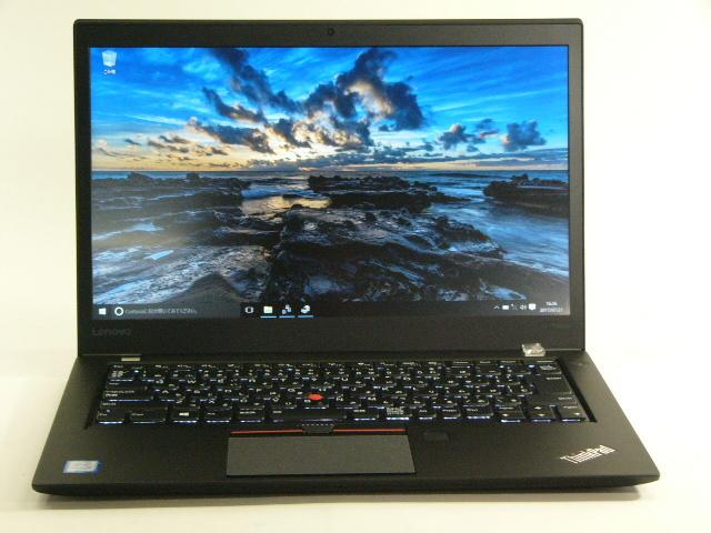 【再生品】ThinkPad T460s /Win 10 /Core i5-6200U /256GB 8GB FHD