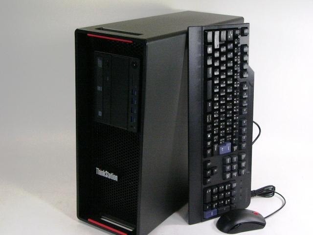 【再生品】ThinkStation P510 /Win 10 Pro /Xeon E5-1620 /256GB 32GB K2200