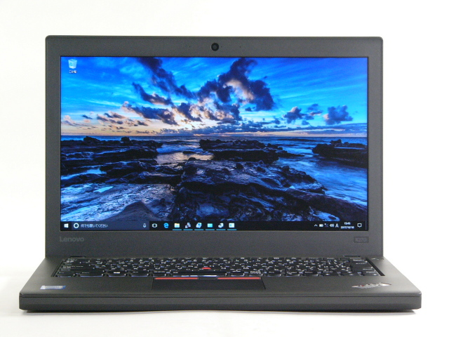 【再生品】ThinkPad X270 /Win 10 Pro /Core i5-7200U /256GB 8GB