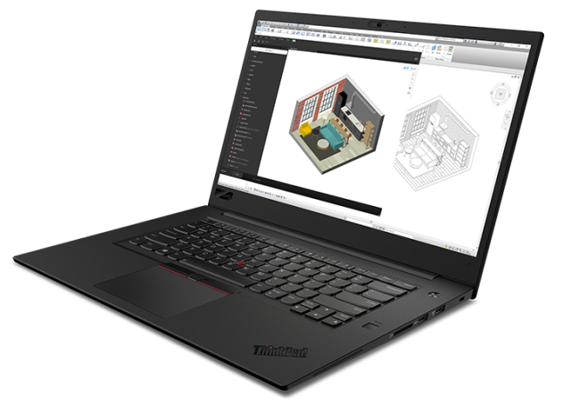 ■新品保証付■ThinkPad P1 /Windows 10 Pro /Core i7-8750H /1TB SSD 32GB FHD P1000