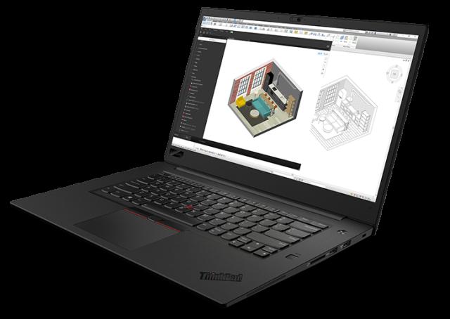 【再生品】ThinkPad P1 /Windows 10 Pro /Core i7-8850H /1TB + 512GB SSD 64GB FHD P2000