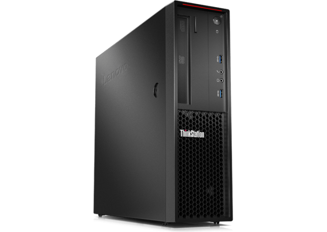 ■新品保証付■ThinkStation P320 SFF /Windows 10 Pro /Core i5-7500 /512GB SSD 16GB Quadro P600 BD
