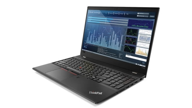 【再生品】ThinkPad P52s /Windows 10 Pro /Core i7-8550U /128GB SSD 16GB FHD P500