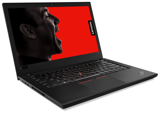 ■新品保証付■ThinkPad T480 /Windows 10 /Core i5-8250U /256GB SSD 16GB WQHD IRカメラ