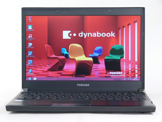 東芝 dynabook R732/H /Win 8 Pro /Core i5-3340M /256GB 8GB