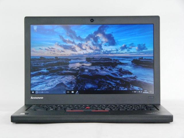 ThinkPad X250 /Win 10 Pro /Core i5-5300U /256GB 4GB