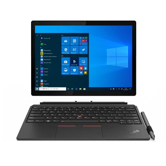 ■新品保証付■ThinkPad X12 Detachable Gen 1 /Windows 10 /Core i3-1110G4 /128GB SSD 8GB FHD