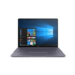 【新品未使用品】MateBook X Space Gray/Windows 10 /Corei5-7200U/256GB SSD /8GB /13型 /QHD/office付