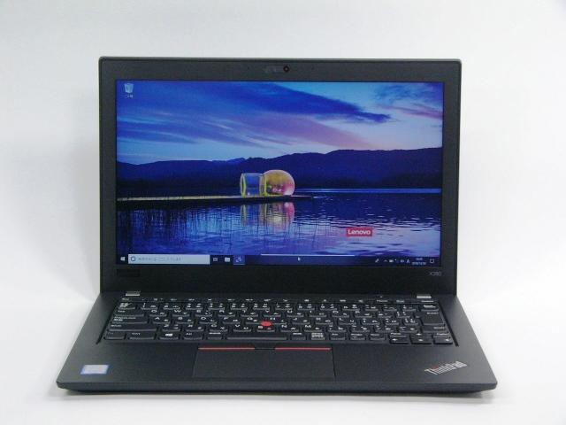 ThinkPad X280 /Windows 10 Pro /Core i3-8130U /256GB SSD 4GB