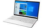 【再生品Aランク】LIFEBOOK AH43/E3 /Windows 10 /AMD Ryzen 3 3300U /256GB SSD 8GB FHD DVD プレミアムホワイト