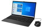 【再生品Aランク】LIFEBOOK AH45/E /Windows 10 /Core i3-10110U /512GB 8GB FHD DVD ブライトブラック