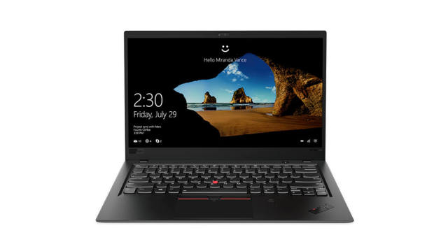 【再生品】ThinkPad X1 Carbon 2018年モデル /Windows 10 Pro /Core i7-8650U /512GB SSD 16GB WQHD WWAN